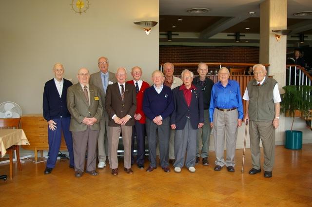Mechanical Engineers, Class of 1950 Reunion