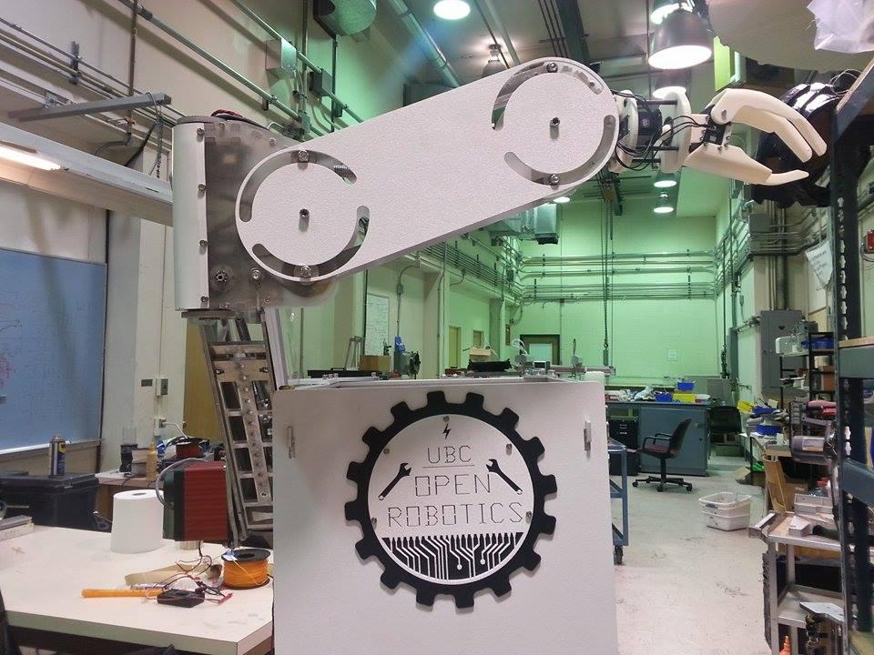 UBC Open Robotics
