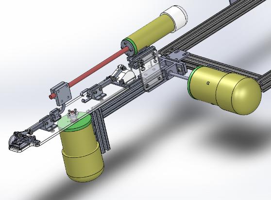 ROV Sample Retrieval System