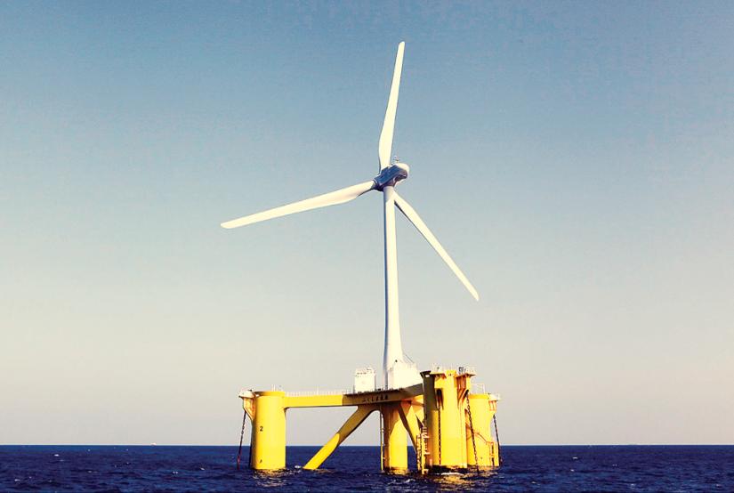 Floating Wind Turbine Platform
