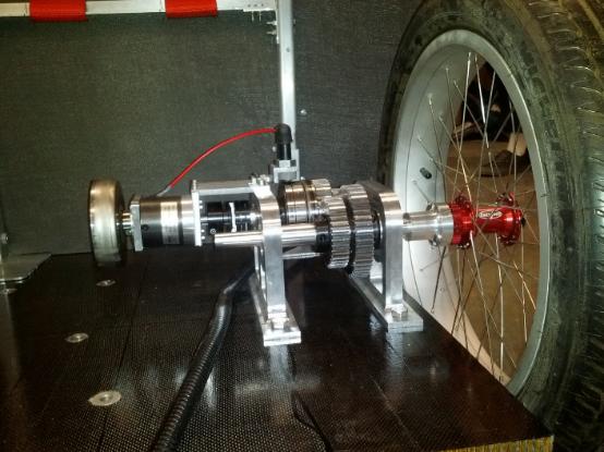 UBC Supermileage Drivetrain Redesign