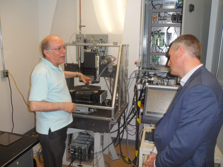 Imeche President Visits Ubc Mechanical Engineering Ubc