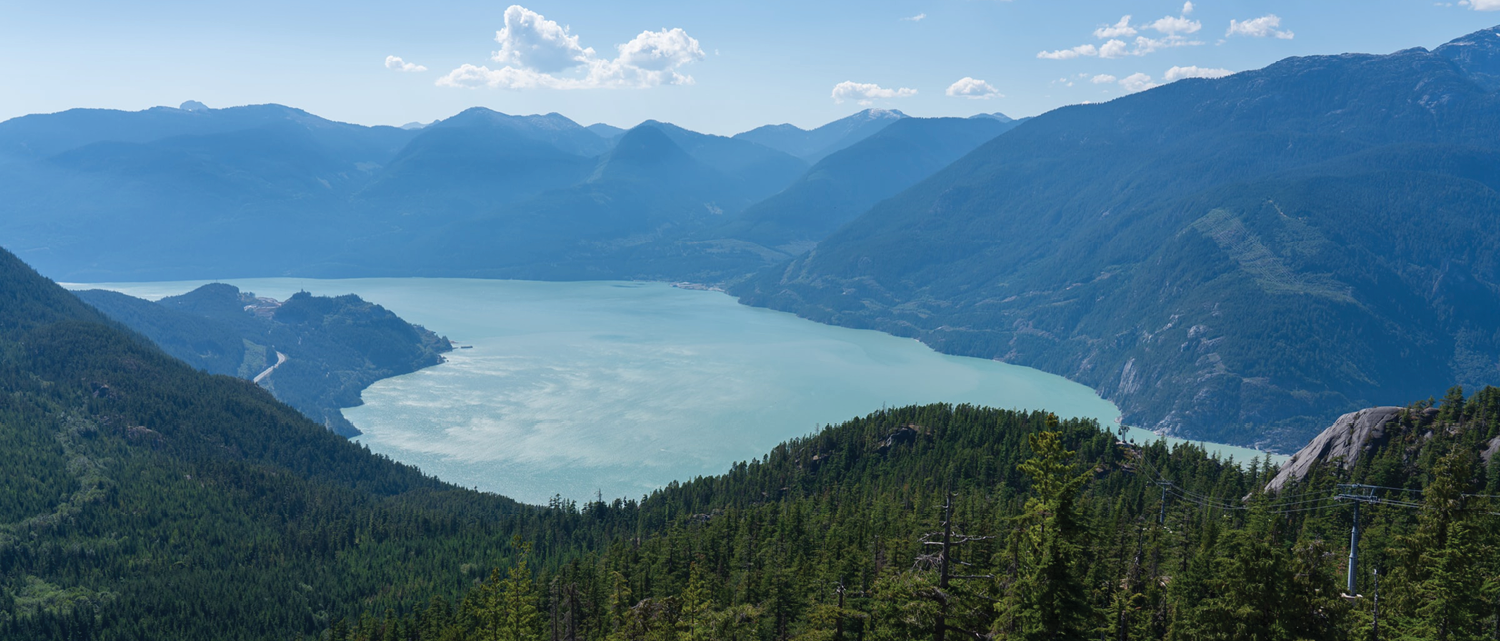 Photo of Howe Sound by Erik Ringsmuth on Unsplash